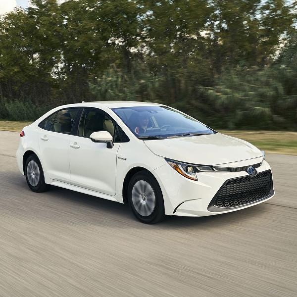 Wow, Ada All-New Corolla di LA Auto Show