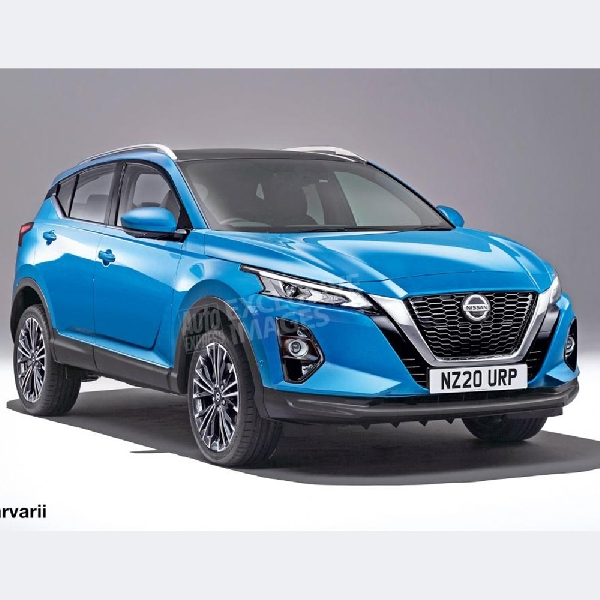Nissan Qashqai baru Bakal Adopsi Teknologi Hybrid