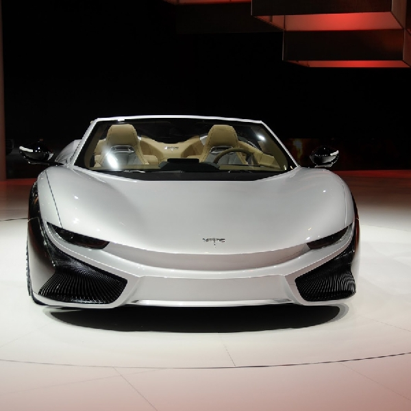 Qiantu Berambisi Bawa Sports Car Elektrik ke AS