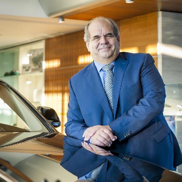 Rolls-Royce Tunjuk Johann Wolf Sebagai Direktur Manufaktur