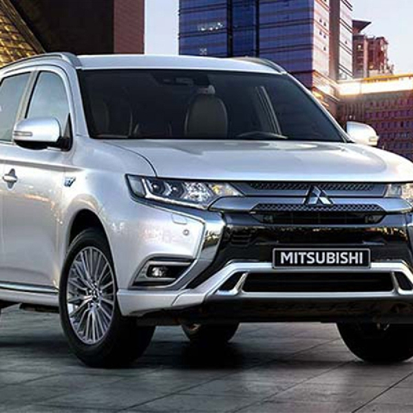 Mitsubishi UK Alami Kenaikan Penjualan