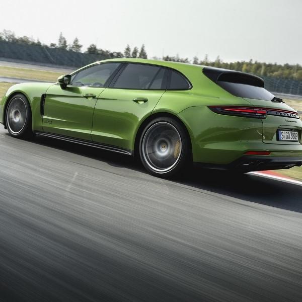 Porsche Panamera Kembali Di-recall