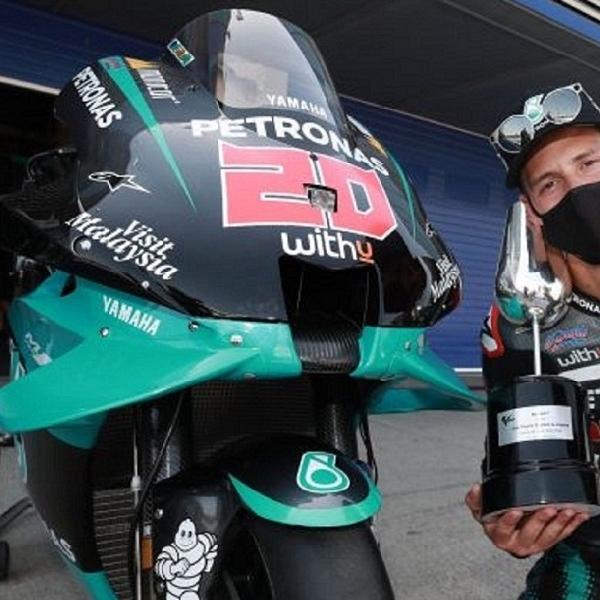 MotoGP: Quartararo Sebut Para Pembalap Harus Yakin Yamaha Bakal Perbaiki Kekurangan
