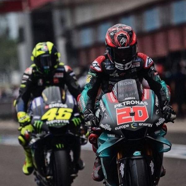 MotoGP: Quartararo Sarankan Valentino Rossi ke Tim Petronas SRT