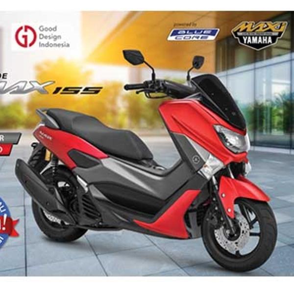 Gaet Konsumen, Yamaha Rilis Nmax Terbaru