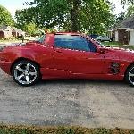 Qvale Mangusta, Mobil Eksotis Jelmaan Ford Mustang SVT Cobra