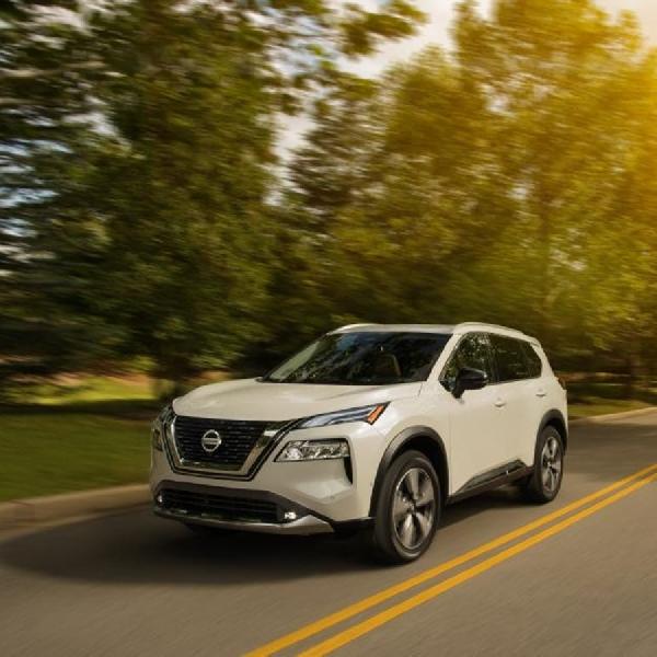 Nissan Rogue 2021 Gunakan Bahan Daur Ulang