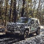 Bocoran Eksterior Land Rover Defender 2020