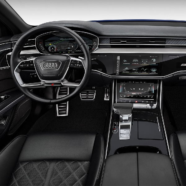 The New Audi S8 563 BHP Tenaga Kuda