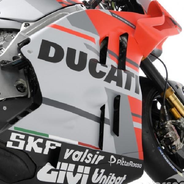 MotoGP: Rahasia Dibalik Warna Abu-abu Ducati GP18
