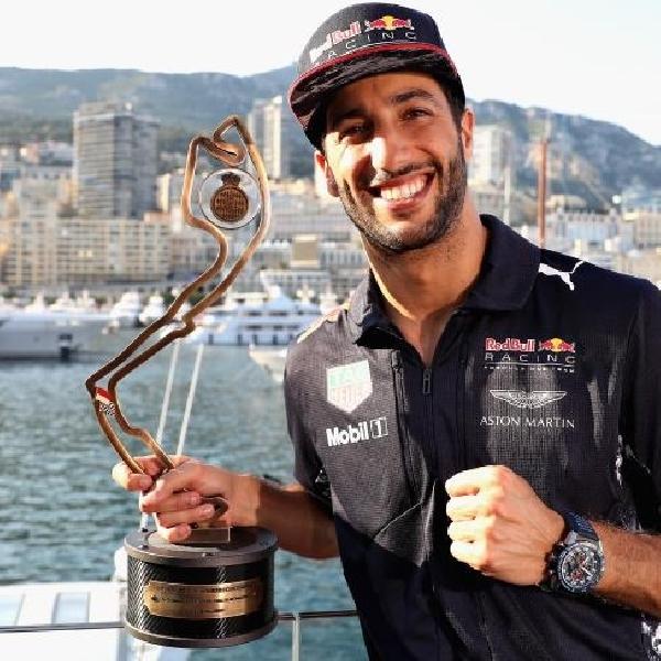 F1: Raih Podium ketiga - Performa Red Bull Semakin Baik