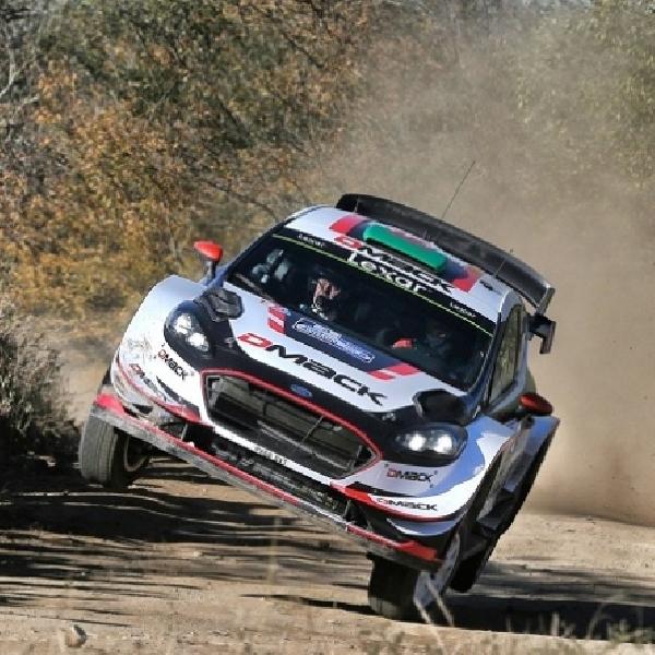 WRC: Neuville Menangi Drama Pertempuran di Argentina