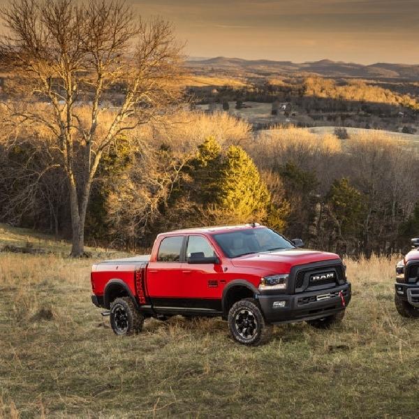 Fiat Chrysler Mobil akan Kenalkan Ram Power Wagon di CAS 2016