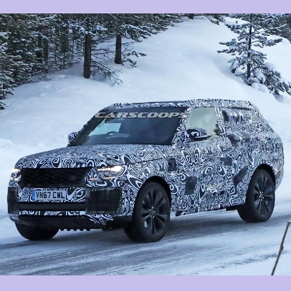 Land Rover Garap Model Coupe Untuk Range Rover