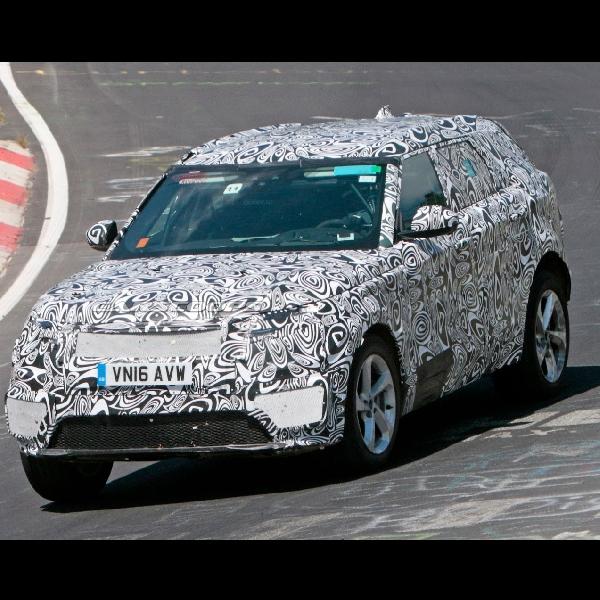 Range Rover Sport Coupe EV Pertama dari Land Rover
