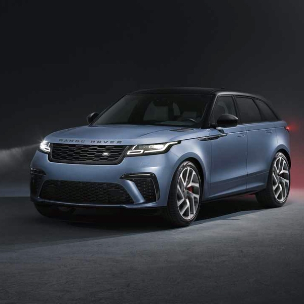 Sekarang Range Rover Velar Pakai Mesin V8 Supercharged