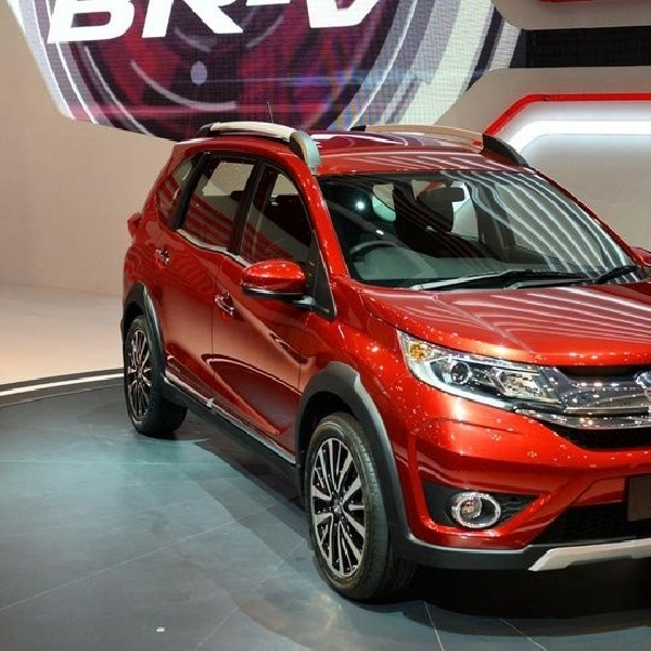 Ratusan Honda BR-V Sudah Terpesan di Makassar Auto Show