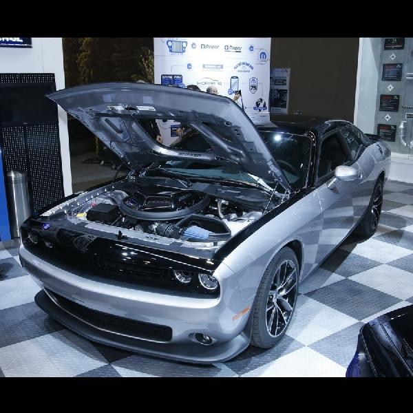 Rayakan Hari Jadi Ke-80, Mopar Hadirkan Dodge Challenger Limited Edition