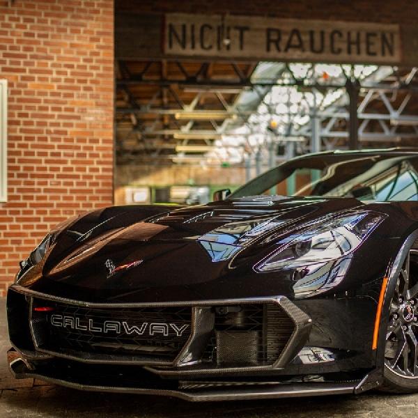 Rayakan HUT 25 tahun, CorvetteSC757 Disulap Jadi Mobil Edisi Khusus