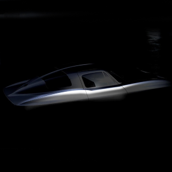 Reborn Corvette C2, Hadir Dengan Tenaga Listrik 1200 Hp