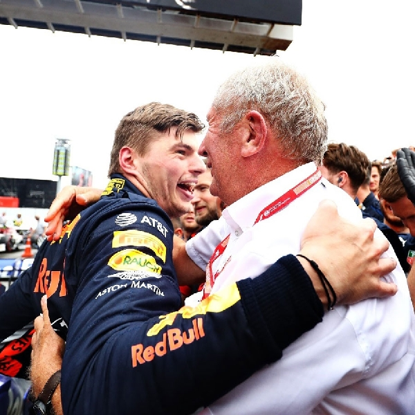 F1: Red Bull Akui Kesalahan Soal Tenggat Waktu Penentapan Susunan Pembalap Musim Depan