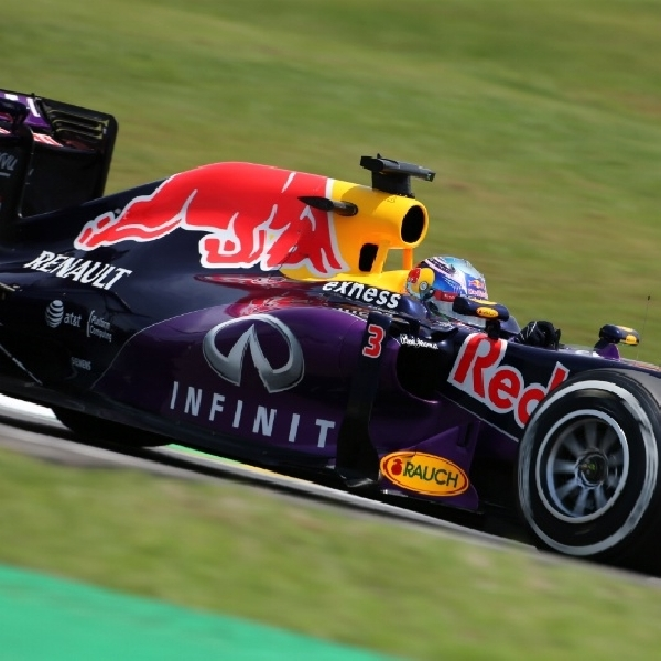 F1: Red Bull Ganti Nama