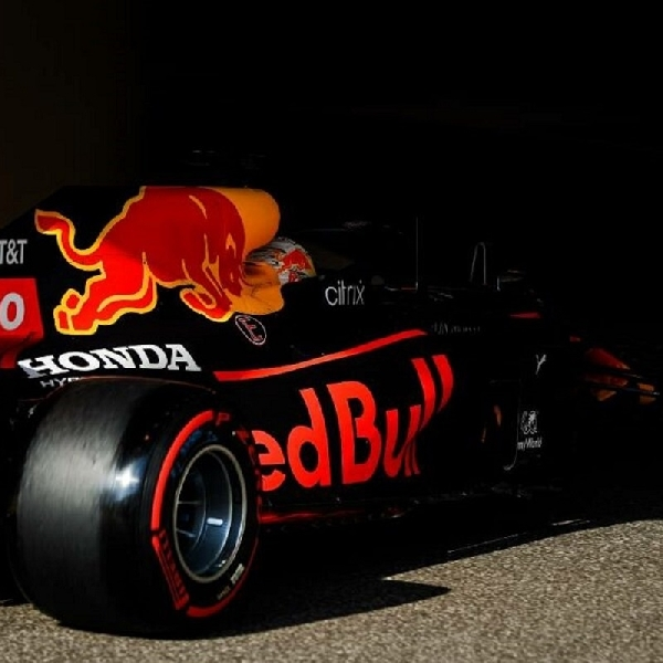 F1: Red Bull Konfirmasi Tanggal Peluncuran Mobil F1 2021