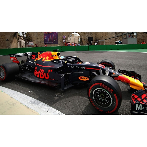 F1: Musim Perdana Red Bull Bersama Honda Melampaui Harapan