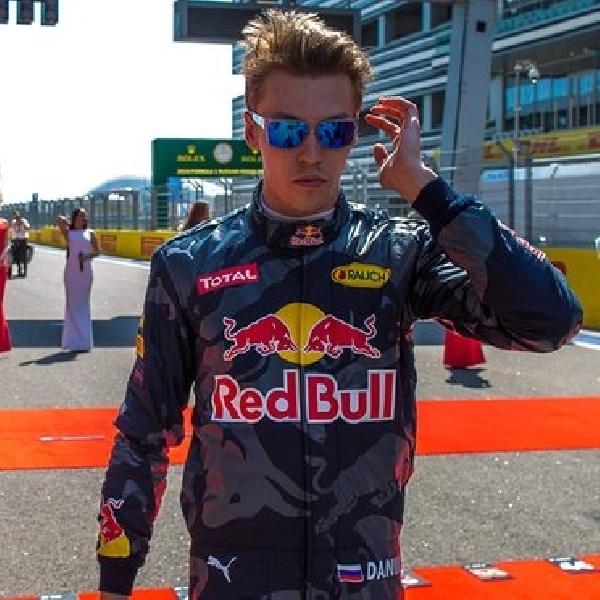 F1: Red Bull Nyatakan tidak akan Perbaharui kontrak 'Daniil Kvyat'