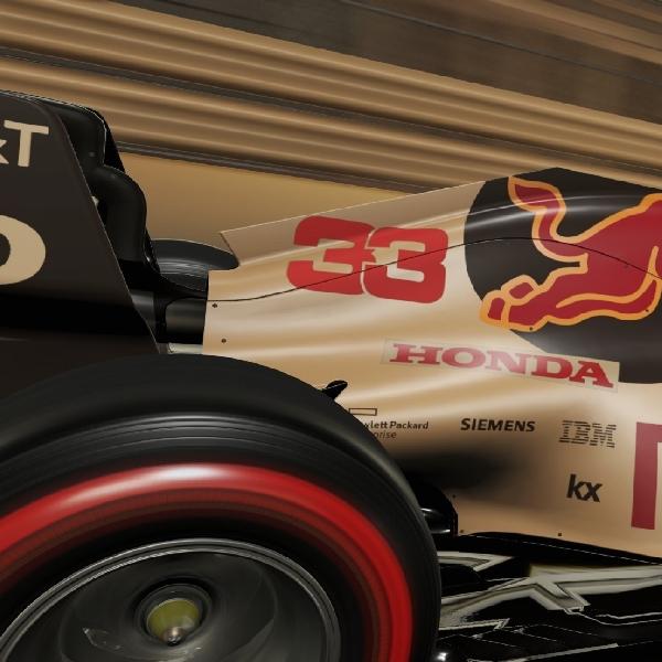 F1: Red Bull Perkenalkan Livery Spesial Penghormatan Untuk Honda