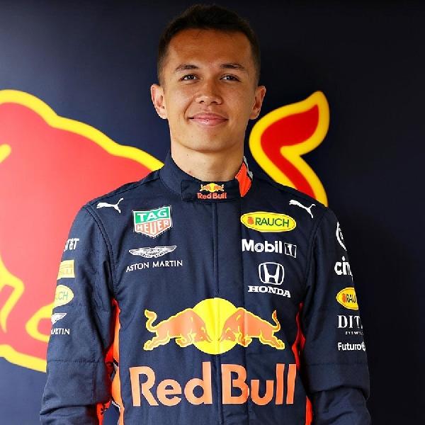 F1: Red Bull Puji Aksi Alex Albon di Grand Prix Amerika Serikat
