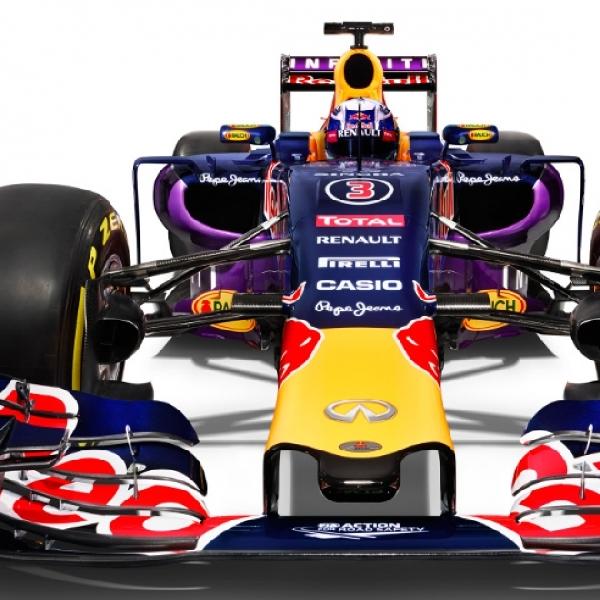 F1: Red Bull Berpeluang Pakai Mesin Ferrari