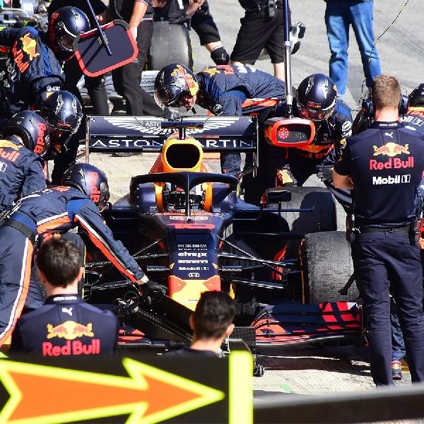 Red Bull Tidak Tetapkan Target Spesifik di Sisa Musim 2019