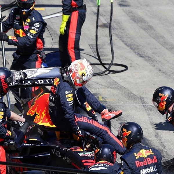 F1: Red Bull Bantah Isu Kepergian Verstappen Terkait Dengan Honda