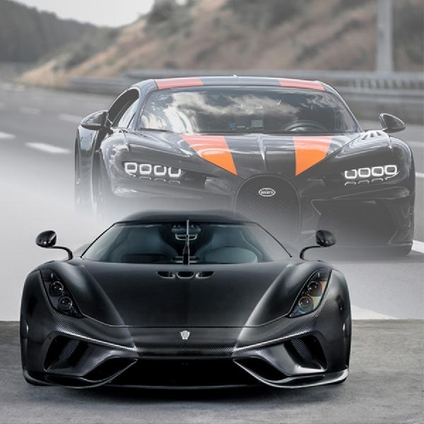 Nyatakan Perang Hypercar dengan Bugatti, Koenigsegg Regera Pecahkan Rekor Dunia Lagi