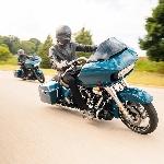 Rekor Baru, Rider Harley-Davidson Kyle Wyman Sabet Gelar King of Baggers