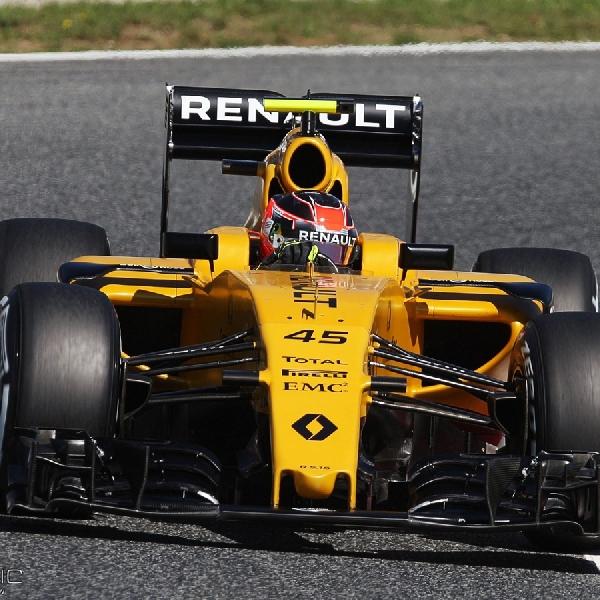 F1: Renault Belum butuh Pengganti Esteban Ocon