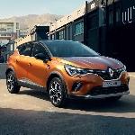 Renault Rilis Captur Hybrid