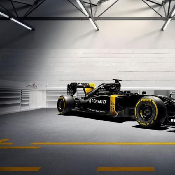 F1: Target Renault Musim Ini