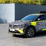 Renault Megane EV Akan Debut di Munich Motor Show