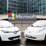 Renault-Nissan dan Microsoft Sepakat Kembangkan Connected Driving