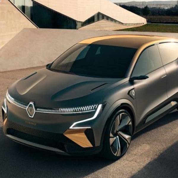 Renault Perkenalkan Hatchback Listrik Baru dan EV Dengan Harga Terjangkau