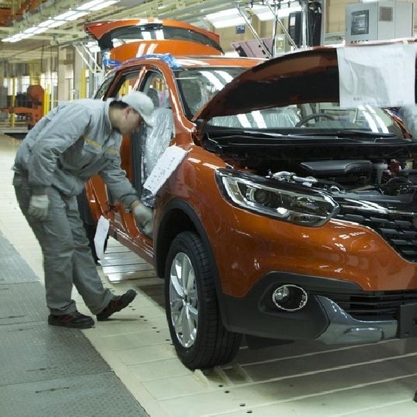 Renault Resmikan Pabrik Baru di Cina