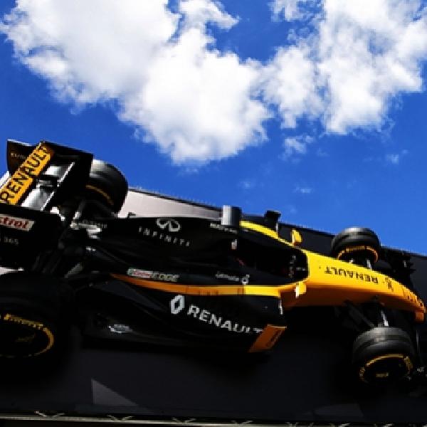 F1: Penegasan Mesin Jadi Topik Utama Renault di 2018