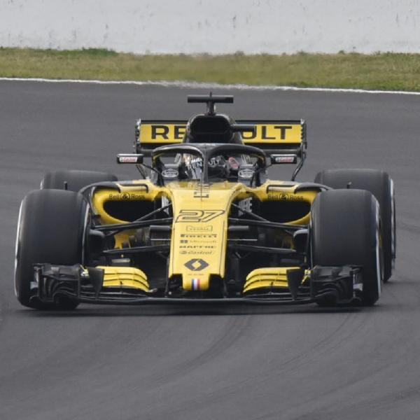 Renault Siap Hadapi Balap di Inggris dengan Racikan Mesin Baru