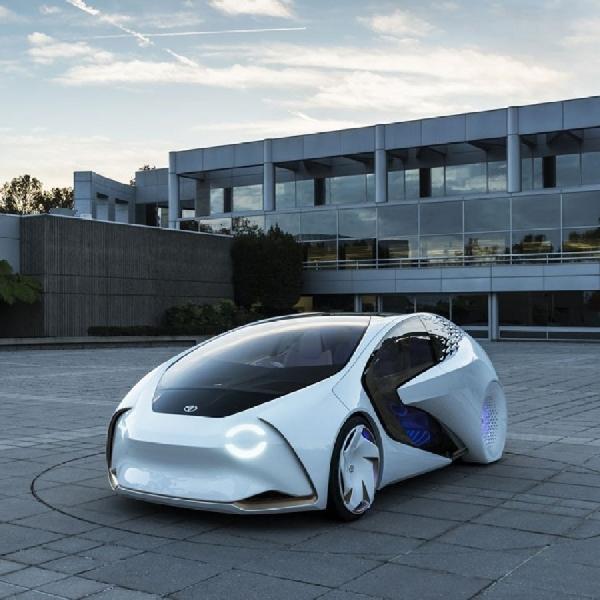 Rendering Baru Toyota Concept-i Morphs yang Menjelma All-Electric Corolla Masa Depan