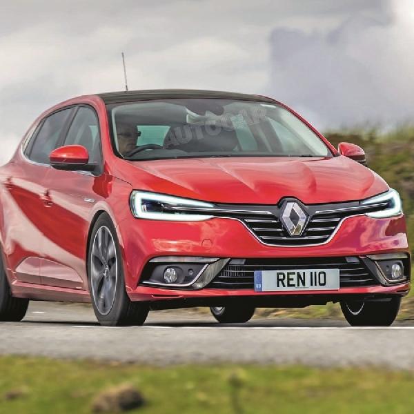 Renault Hadirkan Teknologi Terkini di Swiss