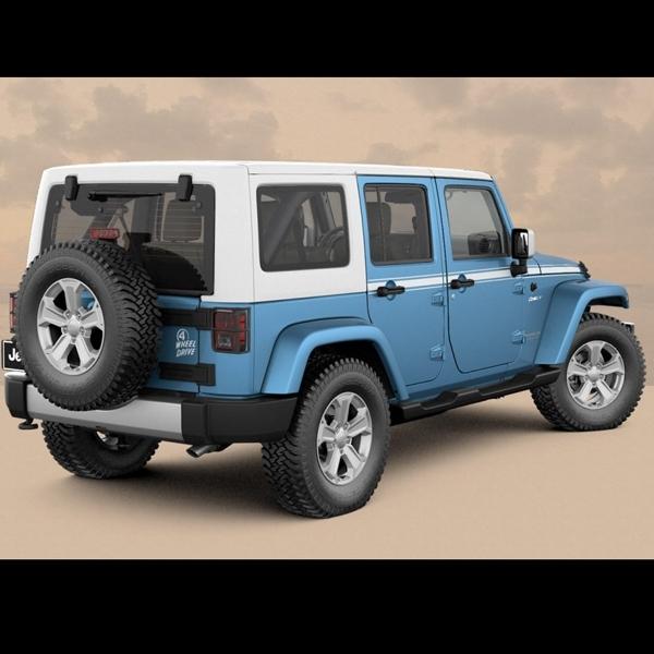 Jeep Wrangler Masih akan Dapatkan Edisi Khusus