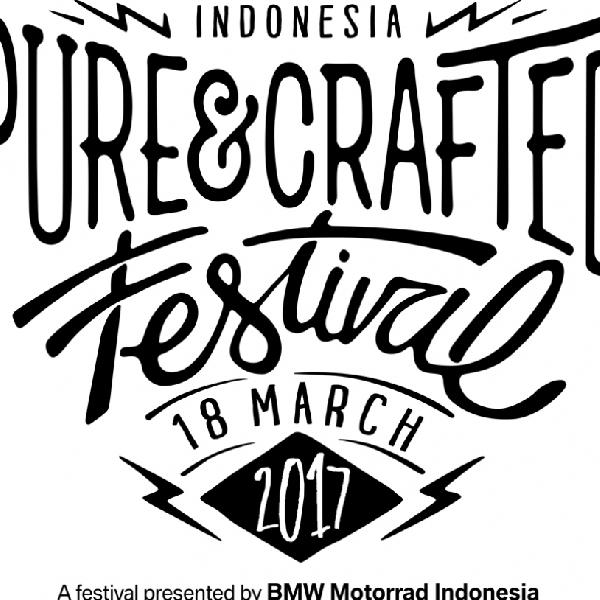 Pure & Crafted Festival – Wadah Berkumpulnya Pecinta Roda Dua