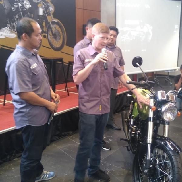 Resmi, Cleveland CycleWerks Hadir di Bintaro Jaya